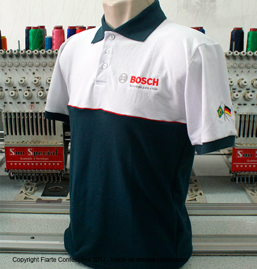 Camisa polo personalizada  8e24266b0ca1a