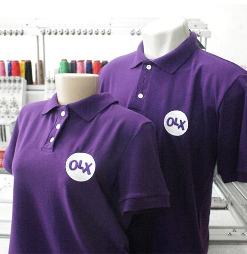 Camisa polo lilas polo feminina especial dc1245b137c98