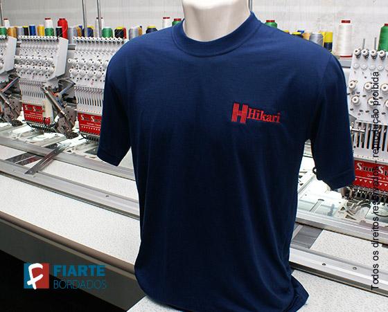 Camiseta básica - cliente hikari Camisetas básicas estampadas ... 8cbcf427e306b