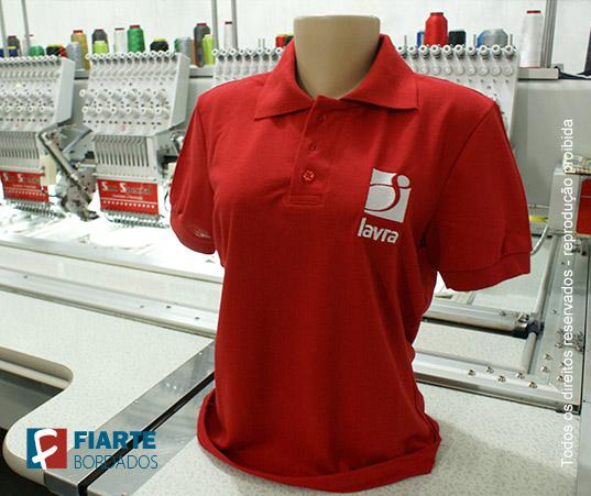 7dbc6cdf77 Camisas e camisetas modelo polo baby look feminina personalizadas
