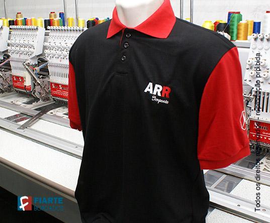 0b7c3380c0 ... Camisa para vendedores de loja de carros ...
