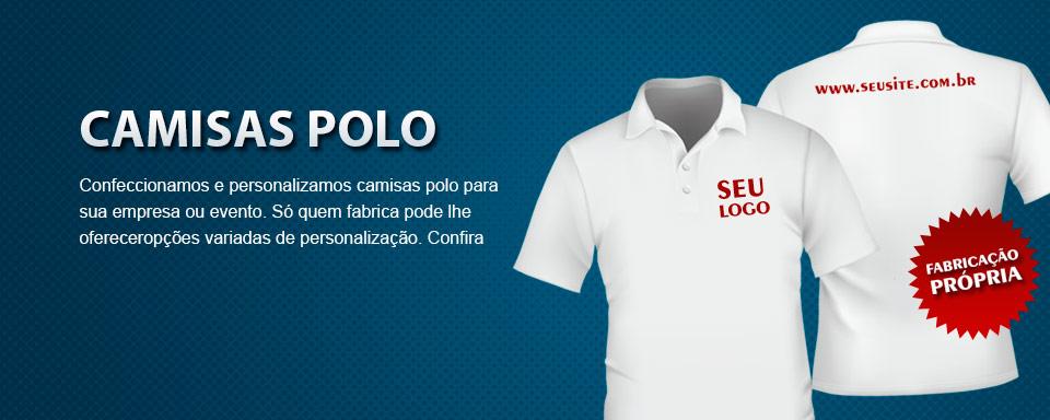 9635254458 Camisas polo Camisetas promocionais ...